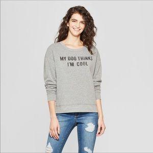 """My dog"" sweatshirt"